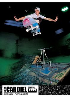 ALL HAIL JOHN CARDIEL