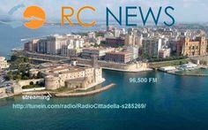 A Radio Cittadella per il 25 febbraio si è parlato di Ambiente Svenduto e di un'altra Taranto