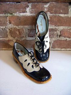 Fun and Funky 1960s shoes, New Old Stock from the Swinging 60s!