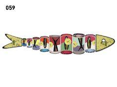 Portugal, Fish Crafts, Fish Design, Lisbon, Illustration, Images Photos, Printable, Inspiration, Signs