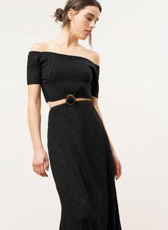 Vestidos y faldas de mujer - Uterqüe España