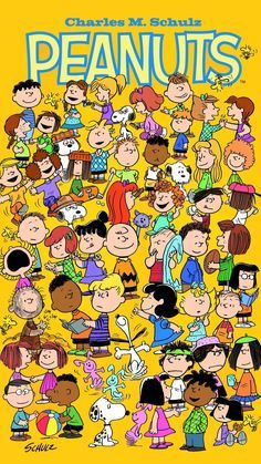 Snoopy & The Peanut Gang!