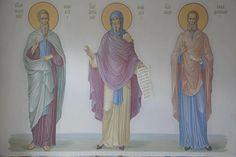 Byzantine Icons, Orthodox Icons, Ikon, Fresco, Disney Characters, Fictional Characters, Saints, Aurora Sleeping Beauty, Disney Princess
