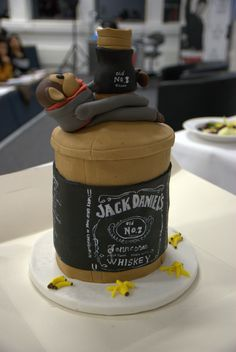 Jack! on Pinterest | Jack Daniels, Jack Daniels Cake and Jack Daniels ...