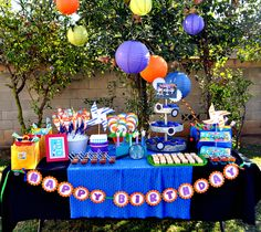 Phineas & Ferb Birthday Party