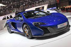 #Supercar Heaven! McLaren 650S Supercar: 2014 Geneva Motor Show Video And Photos. Click the pic for exclusive access.