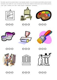 auditieve analyse Dino Museum, Rembrandt, Renaissance, Preschool, Comics, Projects, Art, Teaching, Education