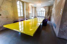 """Giogali at Tecno, """"Dodici Tavoli per le Case dell'Arte"""""""