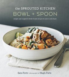 SPROUTED KITCHEN - Bowl + Spoon