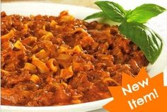 Healthwise Spaghetti Bolognese is an excellent low carb and high protein food for bariatric patients and diabetic patients alike. A healthy and nutritious meal that is convenient for work, trips, or on-the-go. Good Protein Foods, Best Protein, High Protein Recipes, Spaghetti Bolognese, Nutritious Meals, Pantry, Low Carb, Soup, Eat