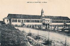 CAMP DE LA COURTINE - Le Mess