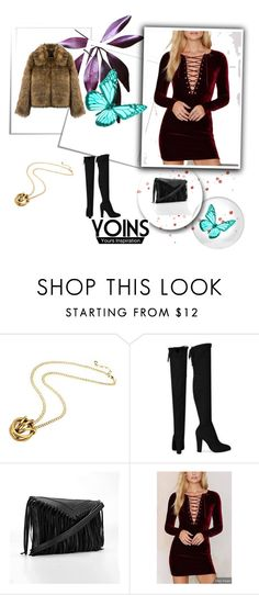 """YOINS 1"" by ajdin-lejla ❤ liked on Polyvore featuring polyvoreeditorial and yoins"