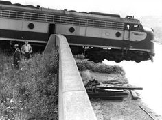 """Erie Railroad """"brake failure."""""""