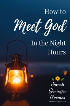 How to meet God in the night hours while you struggle with #insomnia. #prayer #christianmeditation #spiritualgrowth Women Of Faith, Faith In God, Christian Living, Christian Faith, Christian Meditation, Proverbs 31 Woman, Strong Faith, Biblical Inspiration, Meditation For Beginners