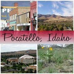 Still the Armpit of the West? Our Trip to Pocatello Idaho www.burntapple.com #idaho #pocatello #travel