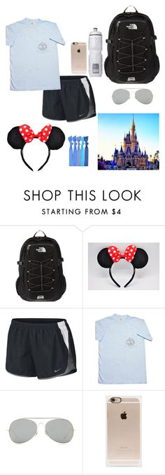 """""""Disney world spring break with @ainsleyh1pp"""" by emmaaagildea on Polyvore featuring The North Face, NIKE, Acne Studios, Victoria's Secret, Incase, women's clothing, women, female, woman and misses"""