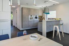 Ein Plusenergiehaus Im Bauhausstil   13 Schöne Eindrücke Von LUXHAUS    Fertighaus, Fertighäuser Und Holzhäuser