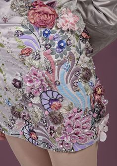 Karen Torrisi Embroidered Patterns