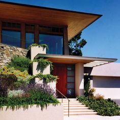 Spaces Mid Century Modern Garden Design, Pictures, Remodel, Decor and Ideas - page 7