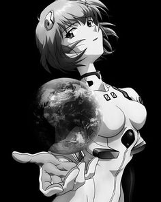 Pretty sure I've posted the color version of this picture before, and I would again if I could find it Bahaha // I'll post another picture here in a bit // #eva #evangelion #evangelionwallpapers #nge #nerv #reiayanami #tokyo3 #angel #angels #adam #lilith #lanceoflonginus #seele #humaninstrumentalityproject