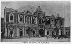 Maria do Resguardo: Mercado Municipal, Av. Dos Andradas, nº 156, do Almanaque de Juiz de Fora de 1916 (arquivo de Marcelo José Lemos).