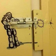 Funny Graffiti Pictures To Brighten Your Day - 15