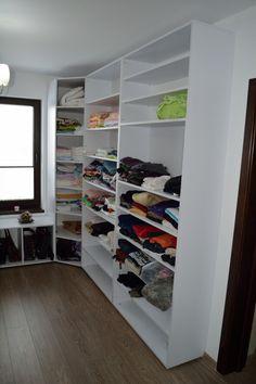 Mobila Compartimentare Dressing Interior