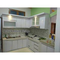 Gambar kitchen set sederhana dapur minimalis idaman for Model kitchen set sederhana