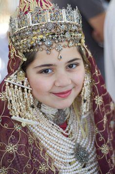 Africa | La petite mariée (Tlemcen, Algérie) | © Pi Valbuena.