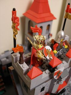 The King of the Kingdom, Lego Kingdoms