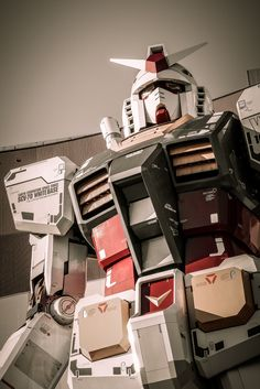RG 1/1 RX-78-2 Gundam Ver. GFT | Photo taken at DiverCity To… | Flickr