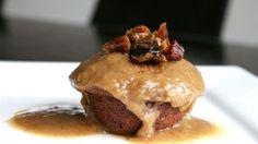 Sticky Date Pudding - Kim Beach Sugar Free Recipes, Raw Food Recipes, Sweet Recipes, Healthy Recipes, Keto Recipes, Yummy Treats, Sweet Treats, Yummy Food, Paleo Dessert