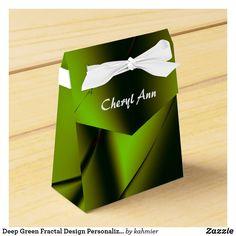 Deep Green Fractal D