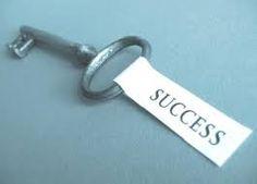 Ik zoek de sleutel naar succes