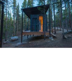 Outward Bound Shelters - Colorado Building Workshop