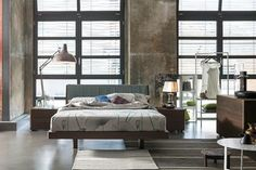 Master bedroom Contemporary by Tomasella available at Archisesto.