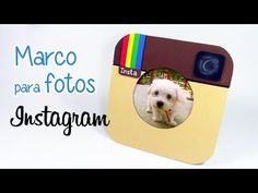 Manualidades: MARCO para FOTOS Instagram - Innova Manualidades - YouTube
