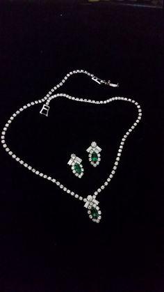 Mycyberattic   in my Etsy shop https://www.etsy.com/listing/459462882/rhinestone-necklace-with-diamond-shaped