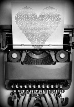 Writing you a love letter every day. Black White Photos, Black And White Photography, Red And White, Sky Full Of Stars, Ivy House, Typography, Lettering, Jolie Photo, Queen B