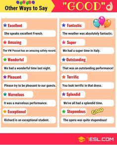 Advanced English Vocabulary, Teaching English Grammar, English Vocabulary Words, English Language Learning, English Writing, English Study, English English, English Sentences, English Phrases