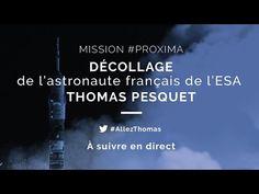 Suivez en direct le décollage de l'astronaute français Thomas Pesquet vers l'ISS | Daily Geek Show