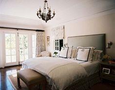 belgian style bedroom
