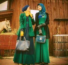Emerald #hijab#muslimah