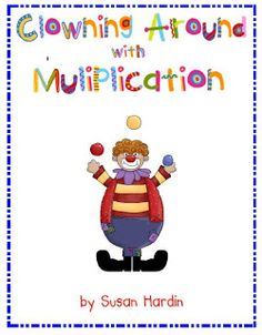 3rd Grade Grapevine: Multiplication unit with games to make learning fun!