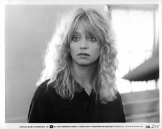 #Goldie Hawn In 'Private Benjamin' # Fav Drama film hair