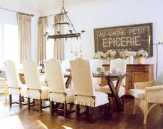 DIY Dining Room Chair Covers DIY-Dining-Room-Chair-LaurieFlower-006 – Home Decor Ideas for Living Room, Dining Room, Bedroom, Bathroom and Furniture Sets