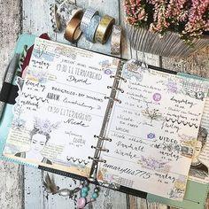 Weekly spread ❤ . . . #amaryllis775 #filofaxing #planner #weeklydecoration #weeklyspread #filofax #filofaxdeutschland #filofaxdecoration #filofaxlover #filofaxduckegg #filofaxingdeutschland #kalendergruppe #plannercomunity #plannergirl #plannerjunkie #planning #kikkik #washitape #journaling #lettering #sticker #scrapbooking