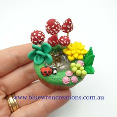 Whimsical hand sculpted miniature native Australian animals, flora, fauna & nature sculptures to inspire and spark joy in your home. Follow Blue Wren Creations along on FB, Instagram & sign up for all the news on the website.