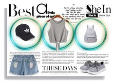 """""""Bez naslova #72"""" by fashionista13245 ❤ liked on Polyvore featuring adidas, H&M and Whiteley"""