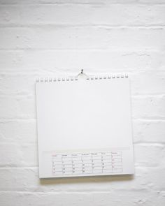 A date calendar hung on the front door of a home is a reminder of life's passing days and is thought to adversely impact the longevity of residents.